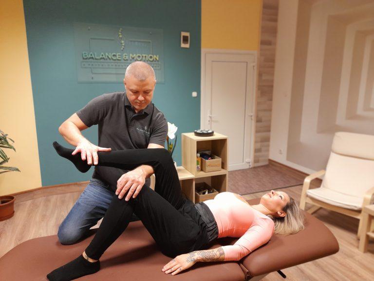 Szolgáltatások neuro-mozgáskorrekció